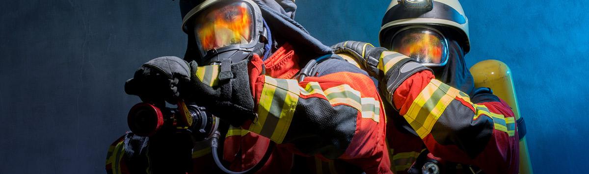 Usługi przeciwpożarowe